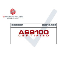 EI Microcircuits Announces AS9100 Certification Thumbnail